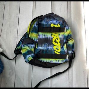 Burton Tie Dye Backpack. Lightweight.